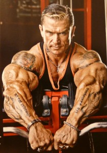 Lee Priest Workout Routine Fitness Workouts Amp Exercises