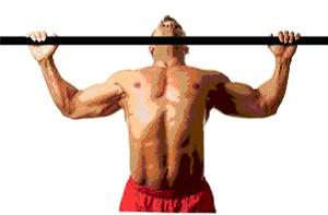 Types of pull-ups 3