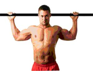 Types of pull-ups 4