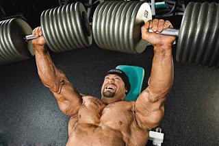 bodybuilder workouts