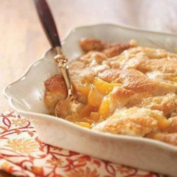 Easy Cobbler Recipe With Cake Mix And Sprite