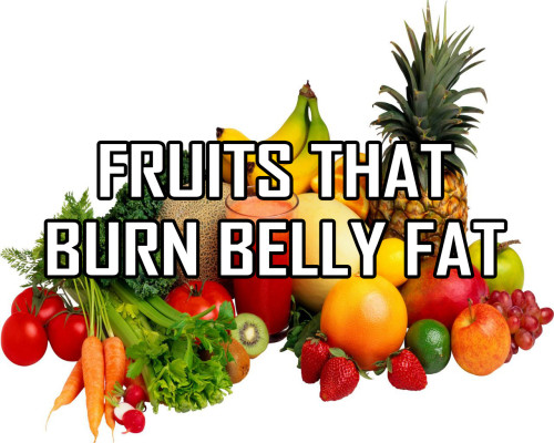 Fruits that Burn Belly Fat