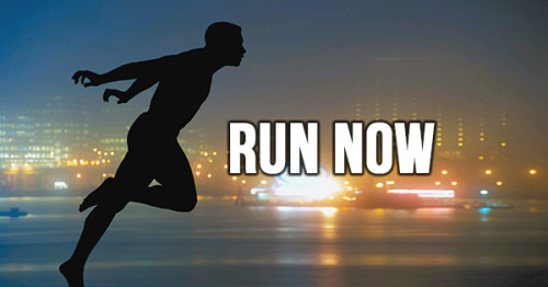10 reasons to run right now