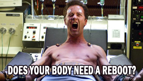 Does Your Body Need A Reboot