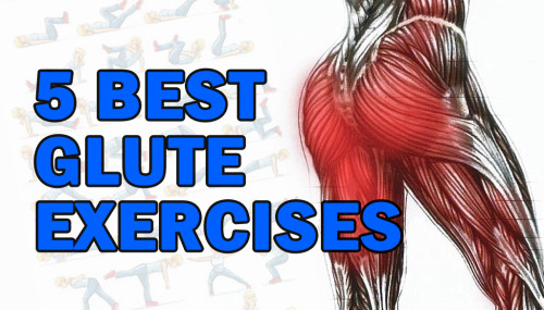 5 Best Glute Exercises