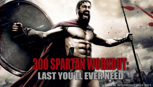300 Workout Routine