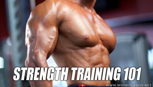 Strength Training 101