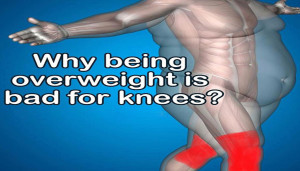 Why Being Overweight Is Bad For Knees?
