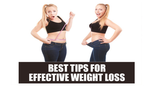 Best Tips for Effective Weight Loss