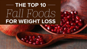 The Top 10 Fall Foods For Weight Loss
