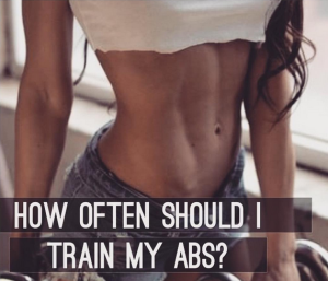 How Often Should I Be Training My Abs?