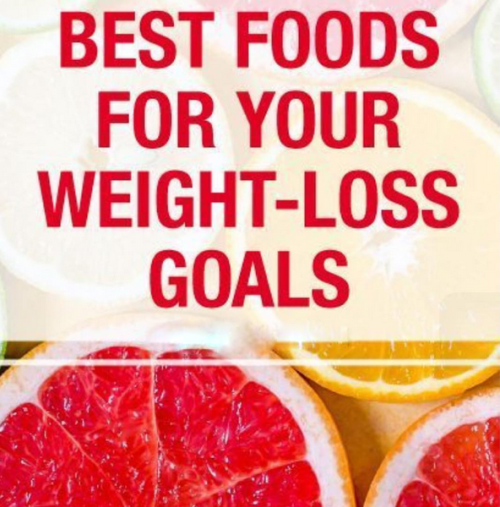 Best Foods For Your Weight-Loss Goals