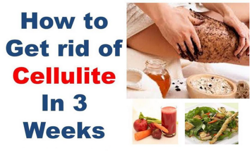 How To Get Rid Off Cellulite In 3 Weeks