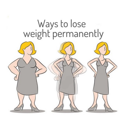 Ways To Lose Weight Permanently