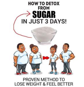 3-Day Sugar Detox Diet