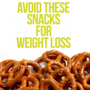 Avoid These Snacks For Weight Loss