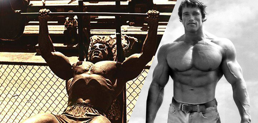 Arnold Chest Tips