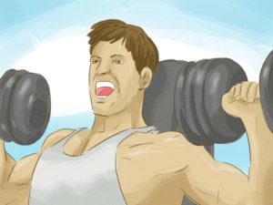 The Best Way to Gain Muscle - Five Helpful Tips for Skinny Guys