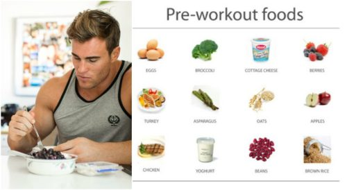 Pre-Workout Meal: What To Eat Before A Workout