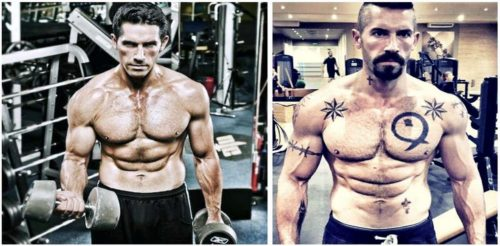 "Scott Adkins Reveals His Diet and Training For ""Undisputed"""