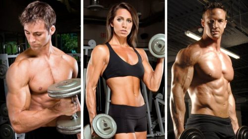 9 Fitness Tips to Help You Build Muscle & Lose Fat