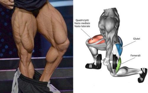 5 Dumbbell Exercises To Build Monster Legs