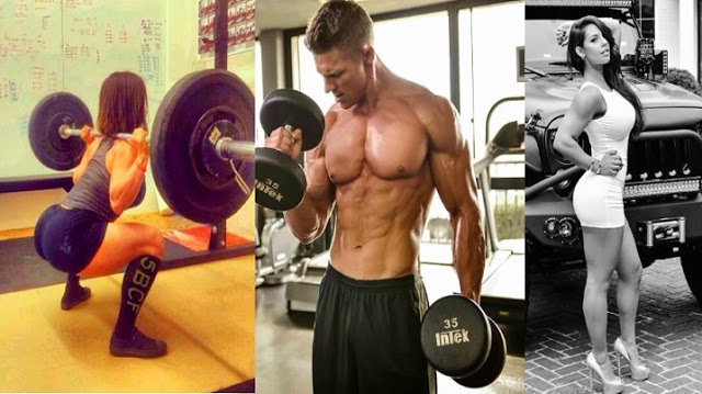 Best workouts to gain muscle and lose fat
