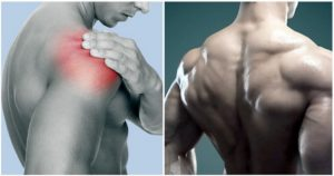 Two Workout Examples With Corrective Exercises To Help You With Bad Shoulders