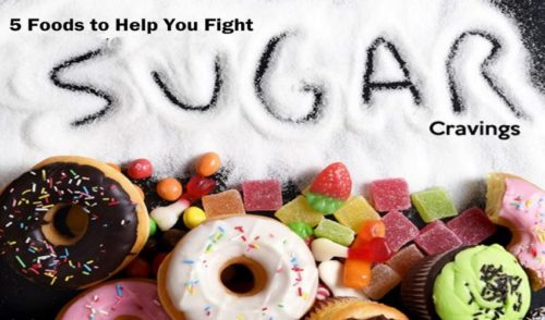 "5 Foods That Can ""Kill"" Your Sugar Cravings"