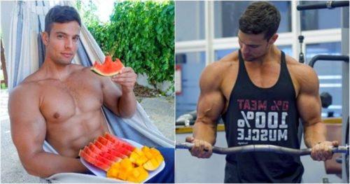 3 Truths Famous 'Vegan Bodybuilders' Won't Reveal on Social Media