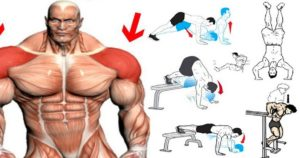 Bodyweight Shoulder Exercises You Can Do at Home