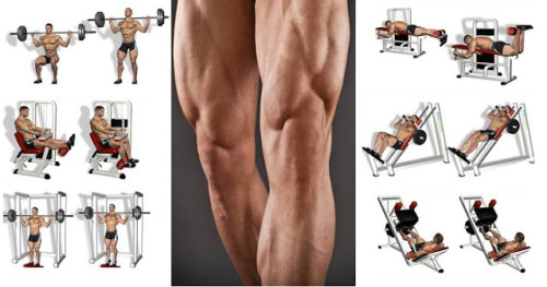 3 Simple But Powerful Men Leg Workouts