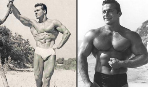 Bodybuilding Legend John Grimek's Full Body Workout Routine