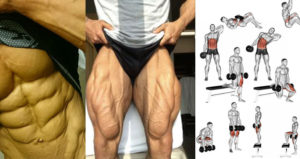 The 4-Week Dumbbell Workout Plan Part 3: Legs And Abs