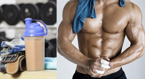 A Look At the Top 5 Muscle Building Supplements