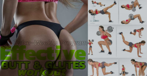 Tone Your Butt: Double The Glute Workout For Double The Results