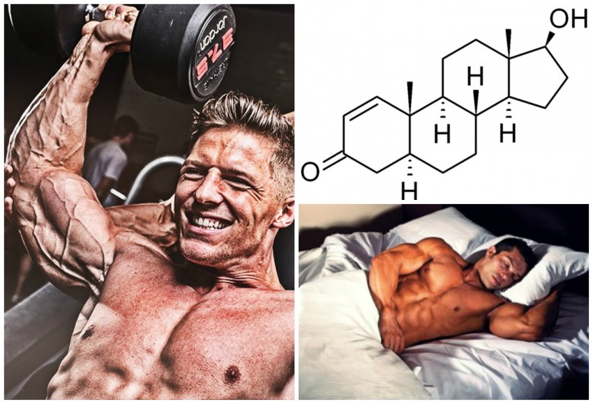 How to increase testosterone levels in males naturally