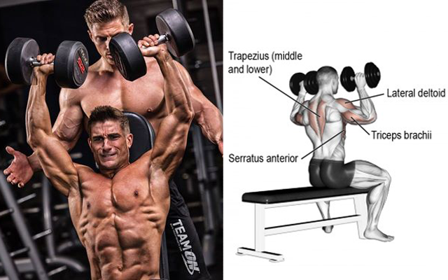Build Boulder Shoulders With These 3 Supersets