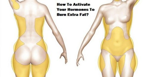 How To Activate Your Hormones To Burn Extra Fat?