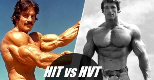 Time to choose: HIT or HVT