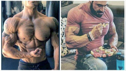 3 Tips For Staying Lean While Putting On Muscle Mass
