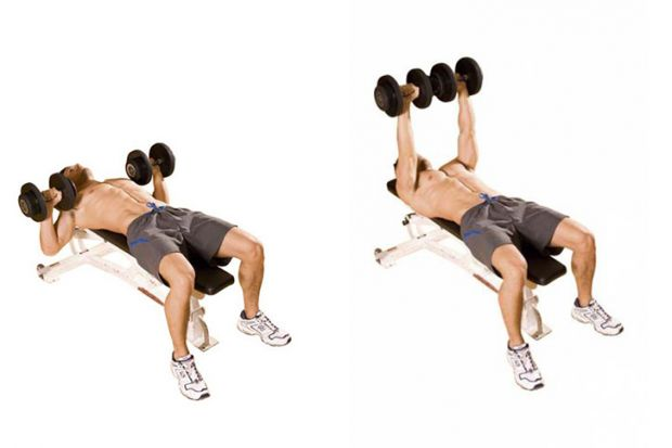 A Bigger Chest: 3 Best Exercises | Ripped Fitness Tips |Flat Bench Press Muscles Worked