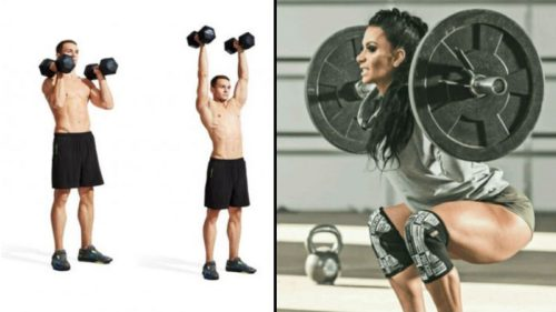 The 15 Minute Metabolic Resistance Workout