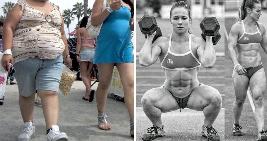 The Hard Truth About Muscle Gain And Fat Loss That Most People Don T