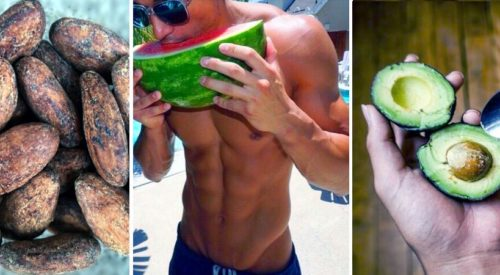 7 foods that will help you flatten your belly and pack on muscle mass