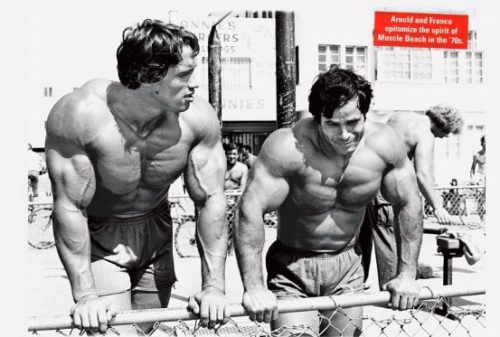 Building your six pack – old school style