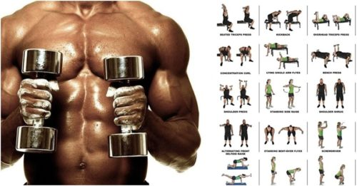 9 Exercise Six-Pack Workout To Gain Monster Size And Core Definition