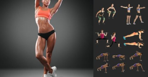 5 Explosive Exercises To Blast Abs Leg And Arm Flab Fast