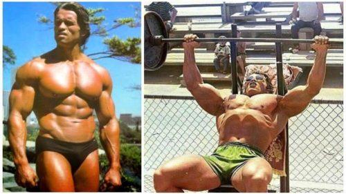 Arnold Schwarzenegger: How to Improve Your Weak Body-Parts