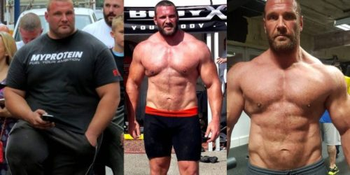 Britain's Strongest Man Terry Hollands Achieves Incredible Body Transformation